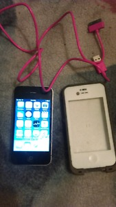 16 GB iPhone 4 for sale! MINT CONDITION!
