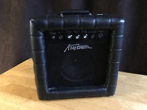 Kustom Kma20r Mixer Amp Posot Class