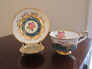 7 Tea Cups & Saucers for sale