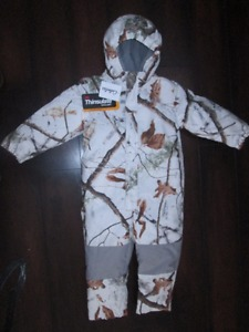 AWESOME cabelas CAMO toddler snow suit brand new with tags