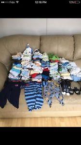 Baby boy clothes newborn - 12 months