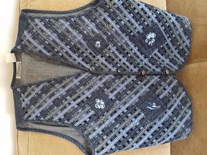 Beautiful (never worn) ladies vest