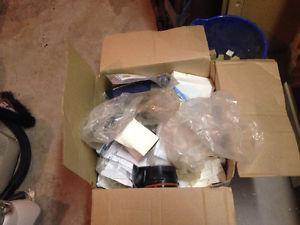 Big box of plumer stuff