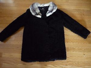 Black Lamb Jacket (Hudson Bay Company)