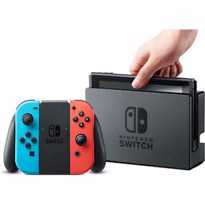 Brand New Nintendo Switch Red & Blue with receipt