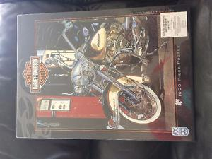 Brand new Harley Davidson Puzzle