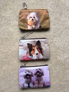 Brand new puppy design small pouch/bag