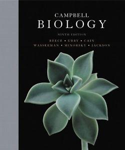 Campbell Biology Ninth 9th Edition