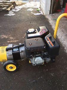 Champion  watt generator