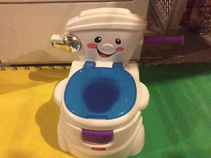 Child's Musical Playing Potty