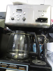 Cuisinart Coffee Plus 12 Cup Programmable Coffeemaker