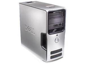 Dell Dimension e520 with Dell flat screen monitor
