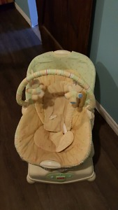 Fisher price soothing motion glider