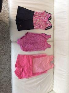 Girls gymnastics/dance clothes