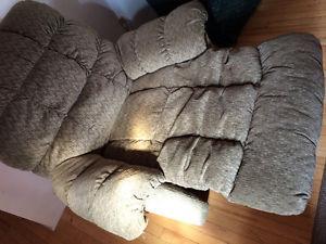 Great big comfy lazy boy chair !