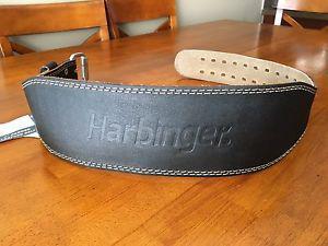 Harbinger gym/weight lifting belt Medium brand new