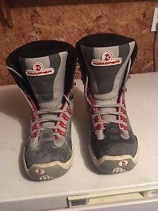 Kemper Snowboard boots Size 11