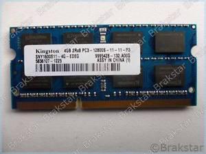Kingston 4GB 2Rx8 PC3L-S--F3 Laptop Memory