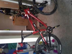 Kona Precept 120 Mountain bike