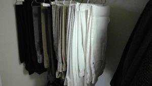 LADIES SLACKS AND DRESS PANTS