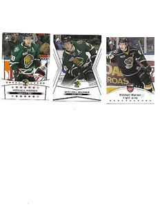 Mitchell Marner....Lot of 3 rookie cards