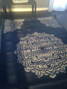 NEW INDOOR OUTDOOR RUG 6ftX10ft