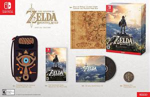 *NEW* The Legend of Zelda: Breath of the Wild Special