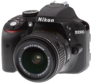 NIKON D body in excellent condition (lenses available)