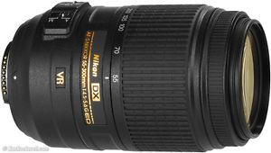 NIkon  mm VR zoom lens in perfect condition