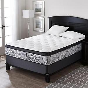 New Kingsdown queen size mattress for sale