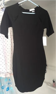 New with tags little black dress size S