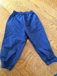Osh Kosh Navy Splash Pants