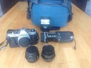 Pentax K  Camera