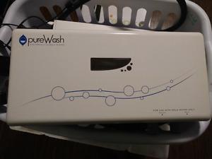 Purewash Eco friendly laundry system