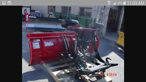 SELLING WESTERN PRO PLOW & 30 SNOW PLOW CONTRACTS