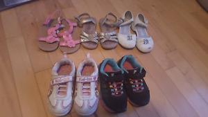 Size 7 girls shoes