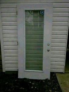 Steelwood Door w) Large Window