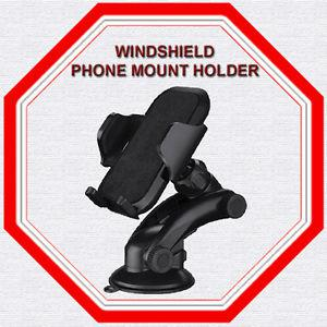 UNIVERSAL CAR MOUNT CELL PHONE HOLDER