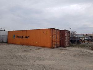 ' Used Shipping and Storage Containers For Sale - Sea