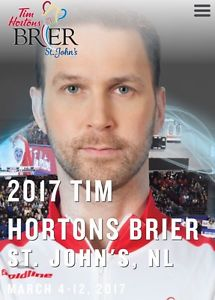 Wanted: LOOKING FOR 3 BRIER TICKETS FOR DRAW 10 MARCH 7th