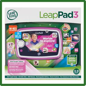 Wanted: Looking for games for Leap pad 3