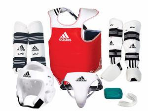 Wanted: Looking for kids taekwondo sparring gear