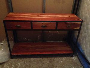 Wicker Emporium Heavy Coffee Table & Foyer Table