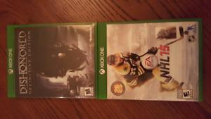 Xbox one games trade