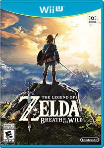 Zelda: Breath of the Wild - Wii U