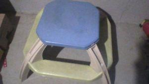 kids picnic table $5