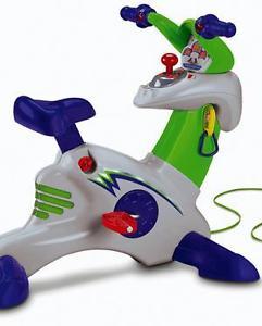 playschool plug and play bike