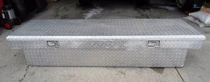 ALUMINUM TRUCK TOOL BOX / CARGO STORAGE