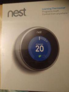 Brand New NEST Thermostat 2 nd Generation