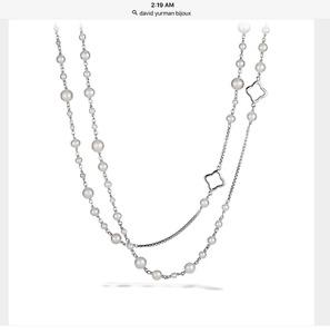 David Yurman Pearls!!!
